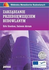 Okładka książki Zarządzanie przedsięwzięciem budowlanym