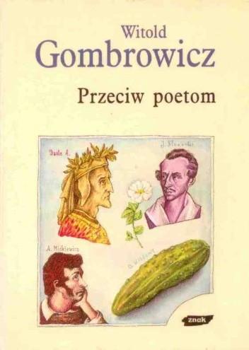 Okładka książki Przeciw poetom. Dialog o poezji z Czesławem Miłoszem