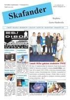 Okładka książki Skafander 34 (10/2012)