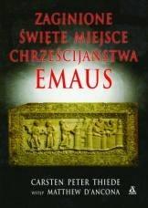 Okładka książki Emaus : zaginione święte miejsce chrześcijaństwa