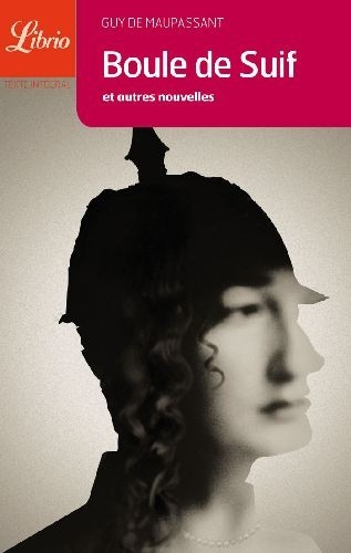 Okładka książki Boule de Suif