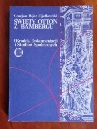 Okładka książki Święty Otton z Bambergu
