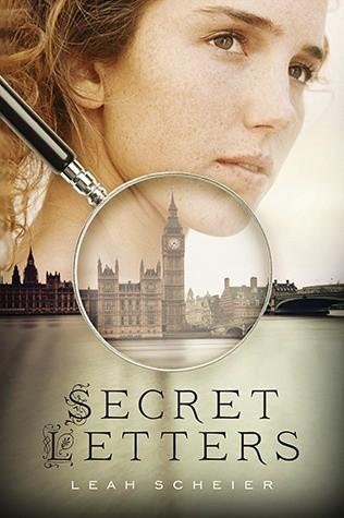 Okładka książki Secret letters