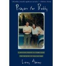 Okładka książki Prayers for Bobby