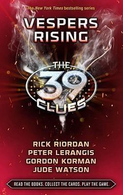 Okładka książki Vespers Rising