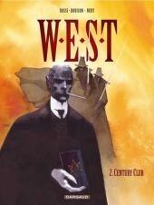 Okładka książki W.E.S.T. tom 2: Century Club