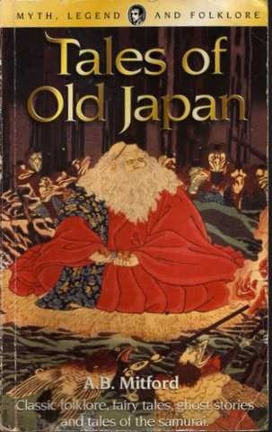 Okładka książki Tales of Old Japan
