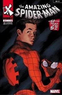 Okładka książki Amazing Spider-Man - 4 - Interludium / Rozmowa