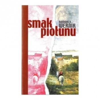 Okładka książki Smak piołunu