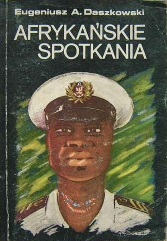 Okładka książki Afrykańskie spotkania