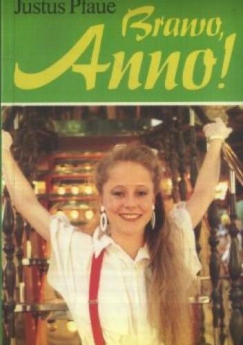 Okładka książki Brawo, Anno!