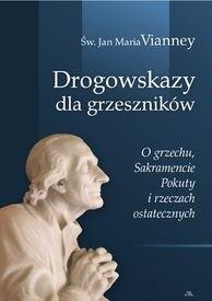 Okładka książki Drogowskazy dla grzeszników