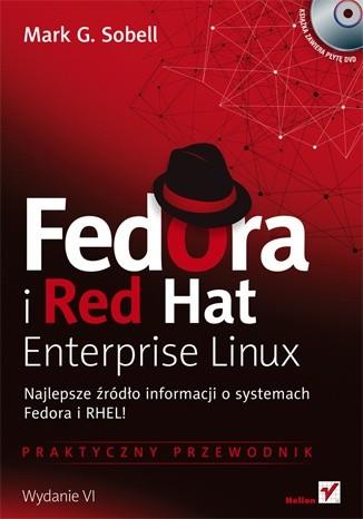 Okładka książki Fedora i Red Hat Enterprise Linux