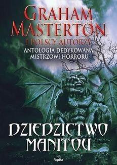 Okładka książki Dziedzictwo Manitou