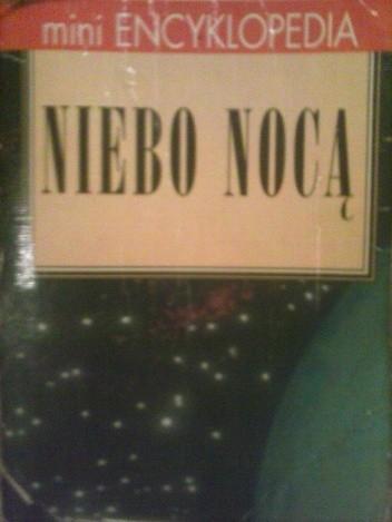 Okładka książki Niebo nocą