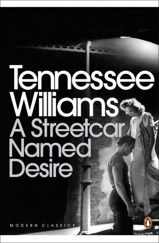 Okładka książki A Streetcar Named Desire