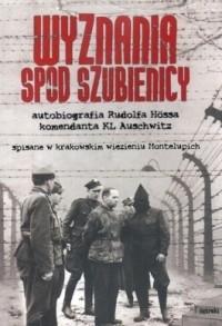 Okładka książki Wyznania spod szubienicy