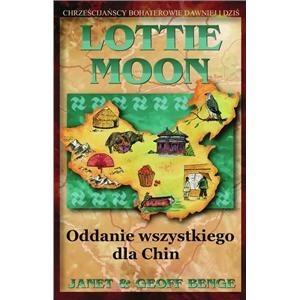 Okładka książki Lottie Moon