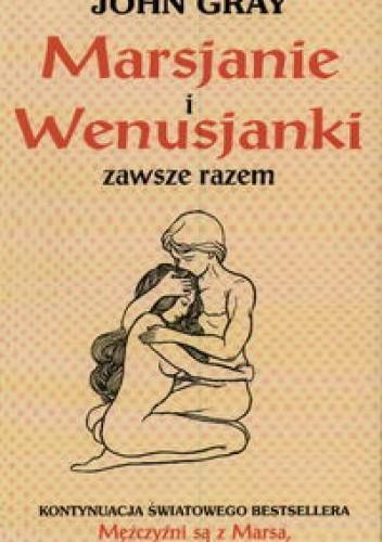 Okładka książki Marsjanie i Wenusjanki zawsze razem