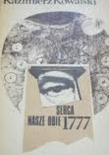 Okładka książki Serca nasze obie 1777