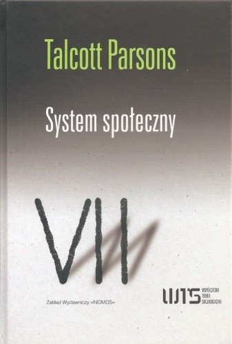 Okładka książki System społeczny