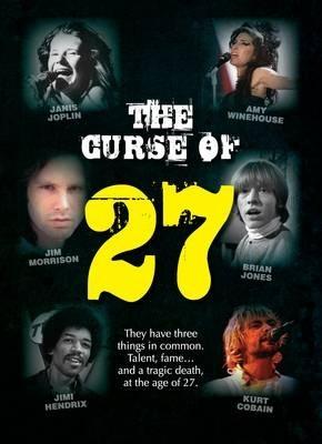 Okładka książki The Curse of 27