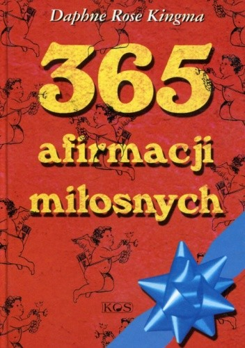 Okładka książki 365 afirmacji miłosnych