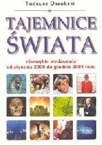Okładka książki Tajemnice Świata