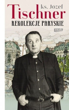 Okładka książki Rekolekcje paryskie