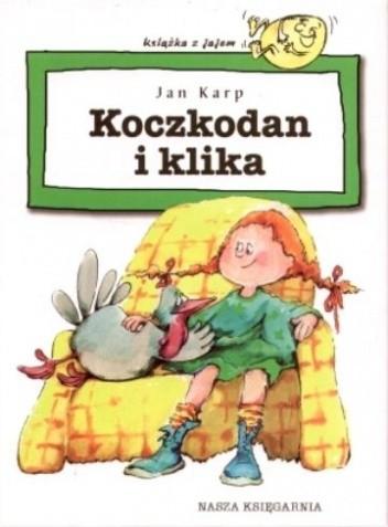Okładka książki Koczkodan i klika