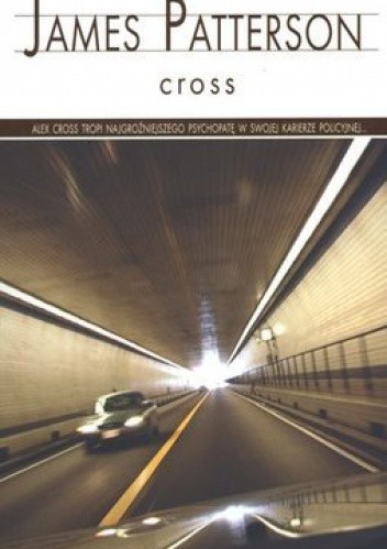 Okładka książki Cross