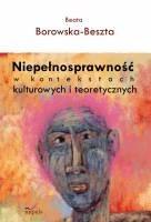 Okładka książki Niepełnosprawność w kontekstach kulturowych i teoretycznych