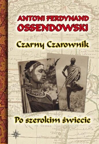 Okładka książki Czarny czarownik. Po szerokim świecie