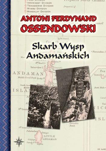 Okładka książki Skarb Wysp Andamańskich