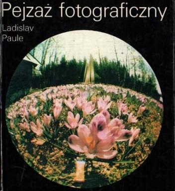 Okładka książki Pejzaż fotograficzny