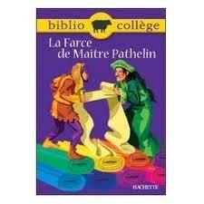 Okładka książki La Farce de Maître Pathelin