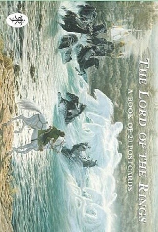 Okładka książki The Lord of the Rings: A Book of 20 Postcards