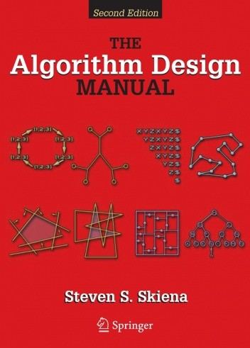 Okładka książki The Algorithm Design Manual