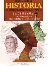 Okładka książki Historia - od starożytności do współczesności