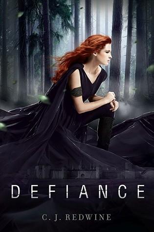 Okładka książki Defiance