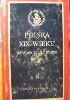 Polska XIX wieku. Państwo, społeczeństwo, kultura