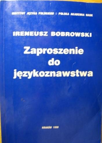 Okładka książki Zaproszenie do językoznawstwa