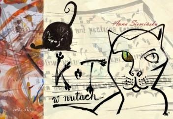 Okładka książki Kot w nutach