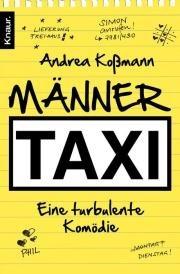 Okładka książki Männertaxi
