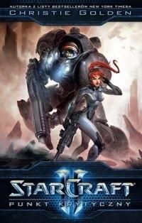 Okładka książki StarCraft II: Punkt Krytyczny