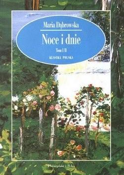 Okładka książki Noce i dnie