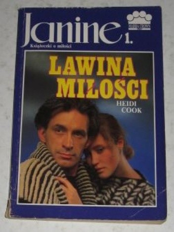 Okładka książki Lawina miłości