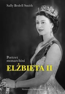 Okładka książki Elżbieta II. Portret monarchini