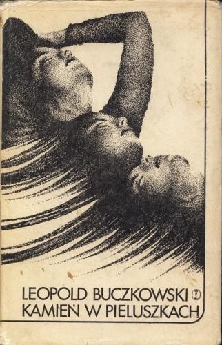 Okładka książki Kamień w pieluszkach