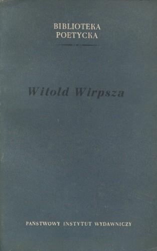 Okładka książki Poematy i wiersze wybrane